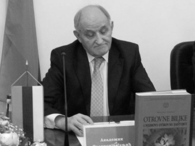 Preminuo akademik Vaskrsija Janjić (foto:atvbl) -