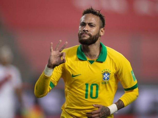 Nejmar (Foto: Twitter/CBF_Futebol) -
