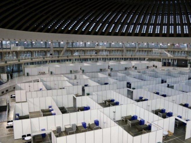 Beogradska Arena (Foto:Ministarstvo odbrane/ arhiva) -