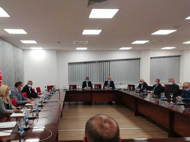 Sastanak u Banjaluci - Foto: RTRS