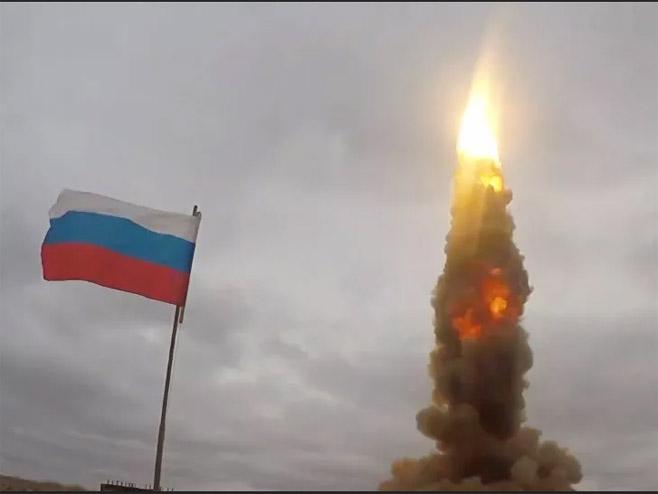 Nove ruske rakete (foto: Ministerstvo oboronы RF) -