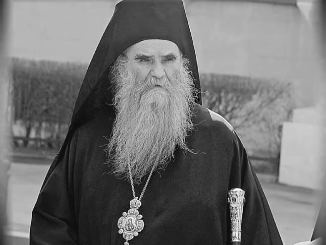 Mitropolit Amfilohije (foto: Hram TV) -
