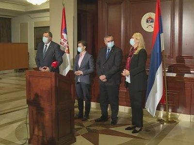 Pres u Vladi - Foto: RTRS