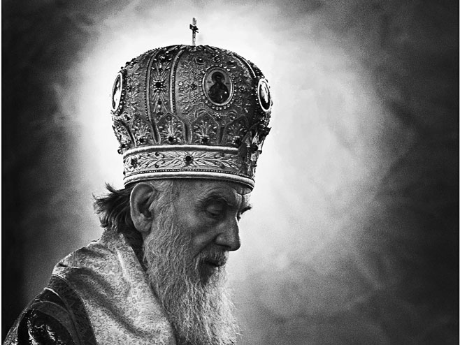 Patrijarh Irinej (Foto:SPC) -