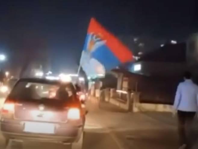 Slavlje na ulicama Crne Gore - Foto: Screenshot/YouTube
