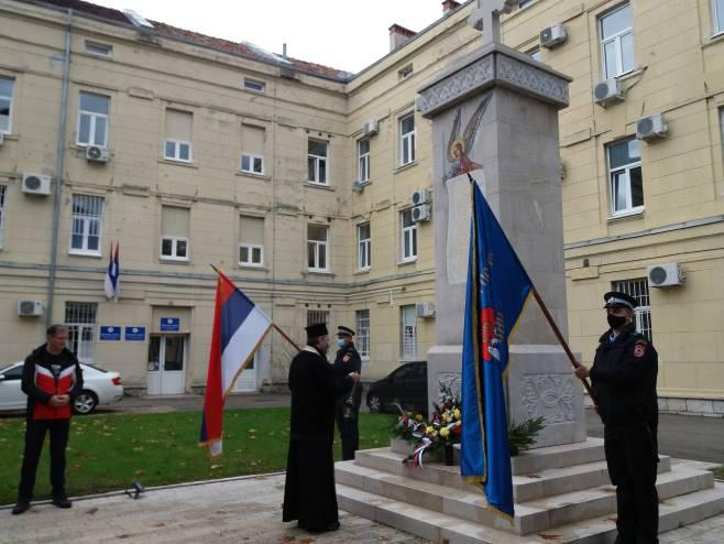 Trebinje - Treći odred Specijalne brigade policije- sjećanje - Foto: SRNA