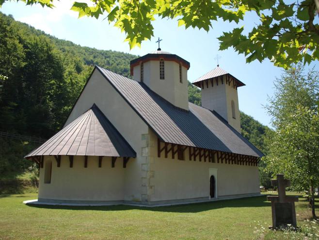 Manastir Gogovac u Janju kod Šipova - Foto: Wikipedia