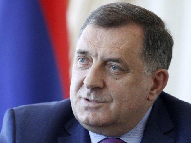 Milorad Dodik (Foto:  D. Pozderović) -