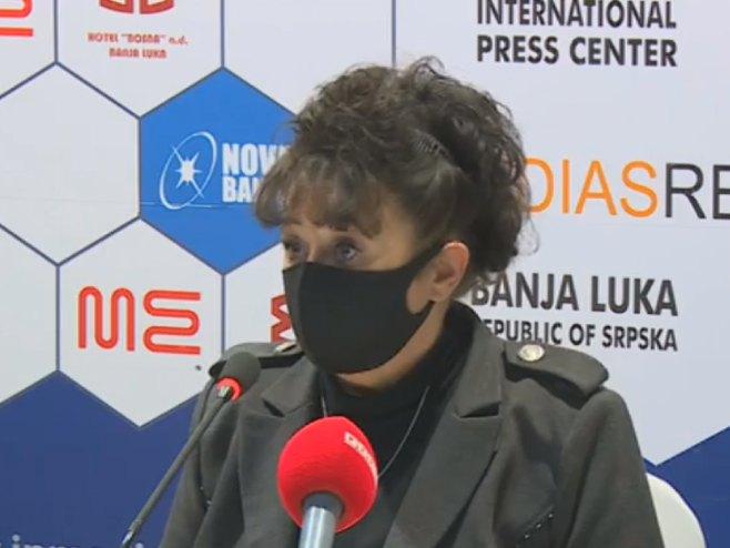 Sonja Karadžić-Јovičević - Foto: RTRS