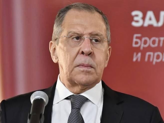 Sergej Lavrov (foto: I.Š) - Foto: klix.ba