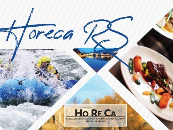 """Horeka (foto: Udruženje poslodavaca ugostiteljstva i turizma """"Horeca RS"""") -"""
