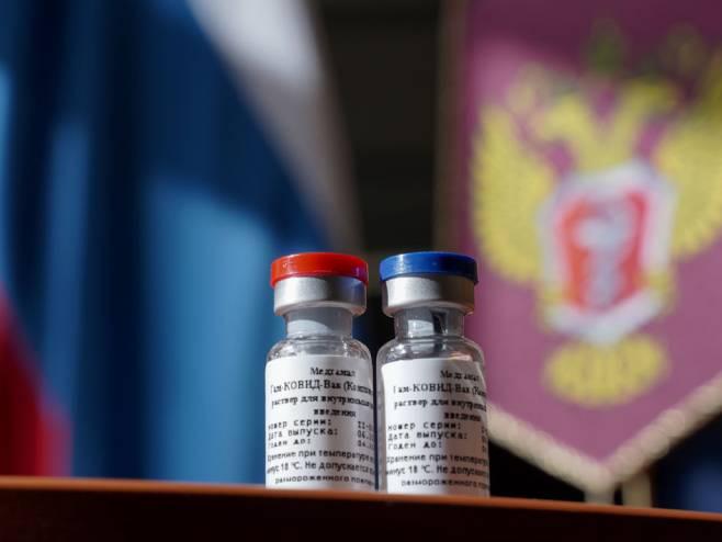 Ruska vakcina protiv kovida 19 (@MID_RF) - Foto: Twitter