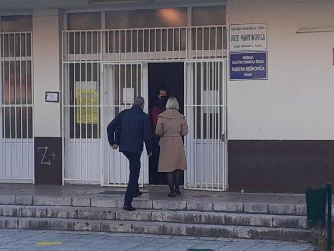 Glasanje u Mostaru -
