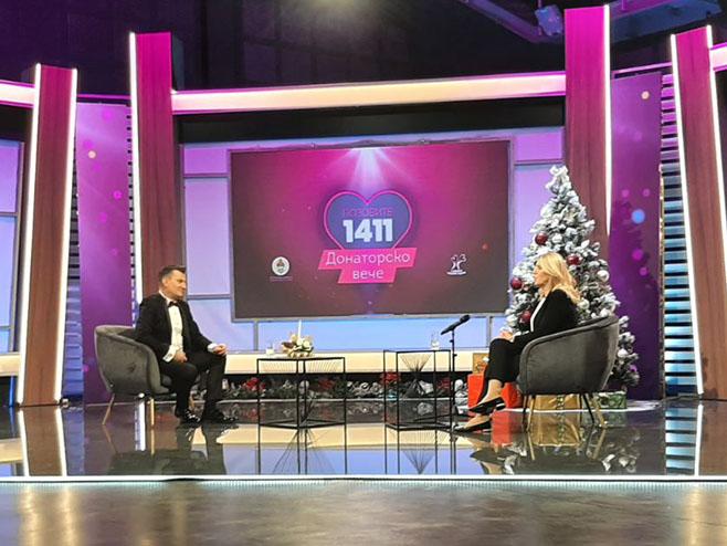Donatorsko veče - predsjednica Srpske - Foto: RTRS