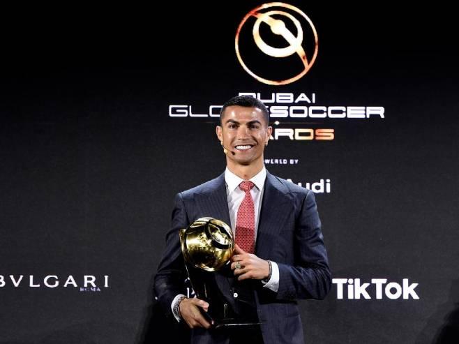 Kristijano Ronaldo (Foto: Globe Soccer) -