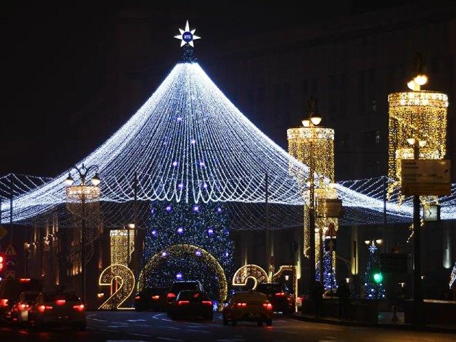 Moskva (Foto: © SPUTNIK / PAVEL BEDNЯKOV) -