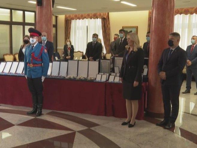 Dodjela odlikovanja povodom Dana Republike - Foto: RTRS