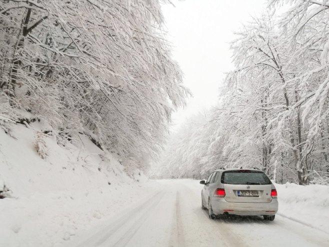 Snijeg - Foto: RTRS
