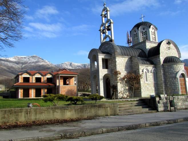 Berkovići, Parohijski dom - Foto: SRNA