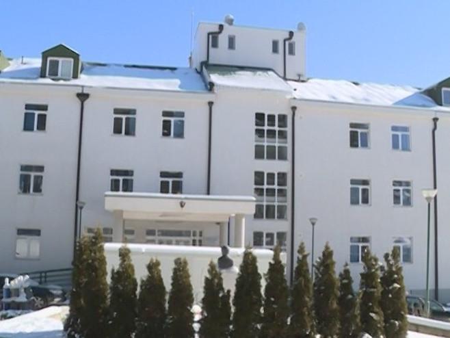 Bolnica Nevesinje - Foto: RTRS