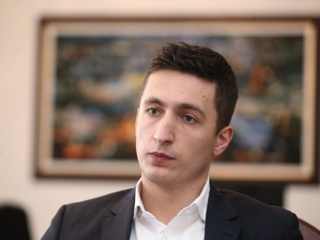 Mladen Ilić (foto: Siniša Pašalić / RAS Srbija) -