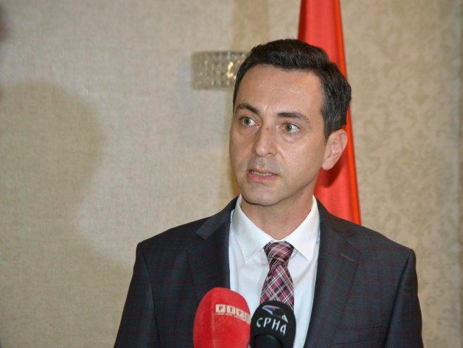 Velibor Milivojević - Foto: SRNA