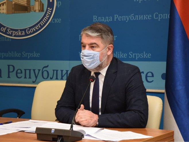 Alen Šeranić (Foto: Vlada_Srpske) - Foto: Twitter