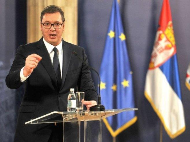 Aleksandar Vučić - Foto: Novosti.rs