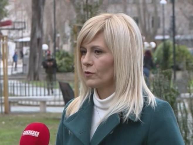 Nataša Miljanović Zubac - Foto: RTRS