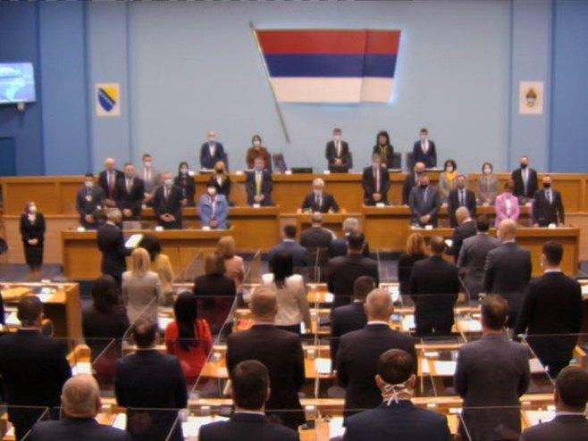 Narodna skupština Republike Srpske - zakletva - Foto: RTRS