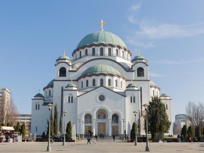 Hram Svetog Save (foto: Pavle Kaplanec) -