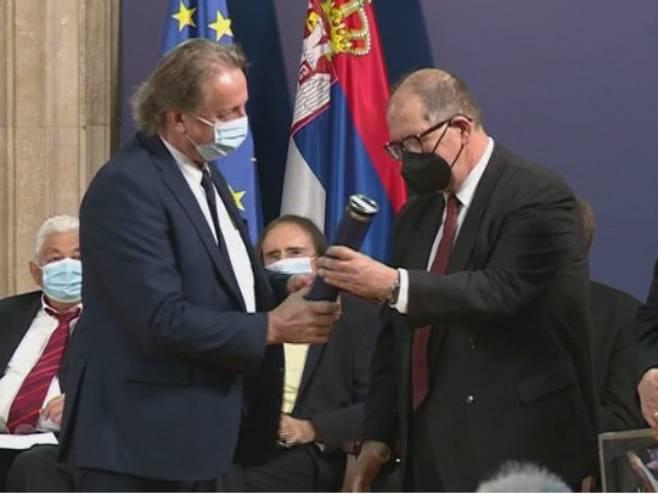 """Dodjela """"Vukove"""" nagrade - Foto: RTRS"""