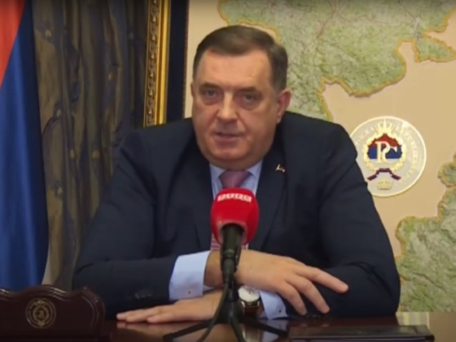 Milorad Dodik  (foto:UNS) -