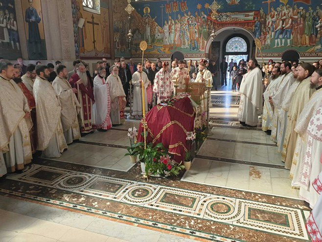 Pomen episkopu Atanasiju (Foto: eparhija-zahumskohercegovacka.com) -
