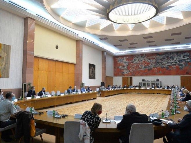 Krizni štab Srbije - Foto: nezavisne novine
