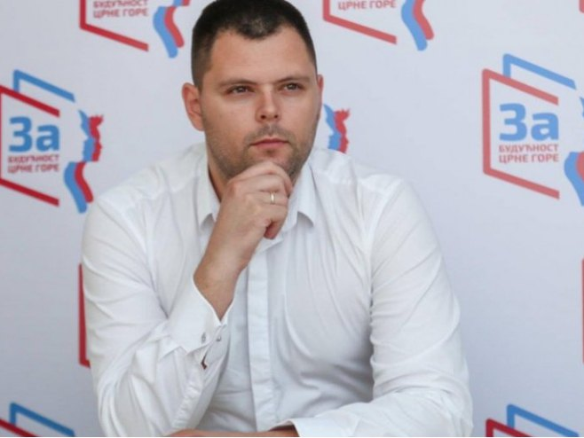 Marko Kovačević (foto:Za budućnost CG) -