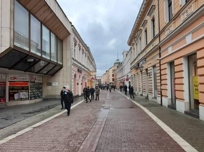Gospodska ulica, Banjaluka - Foto: RTRS