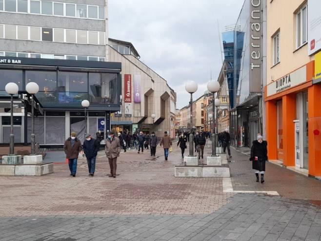 Gospodska ulica - Foto: RTRS