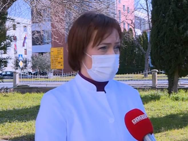 Julija Kralj - Foto: RTRS