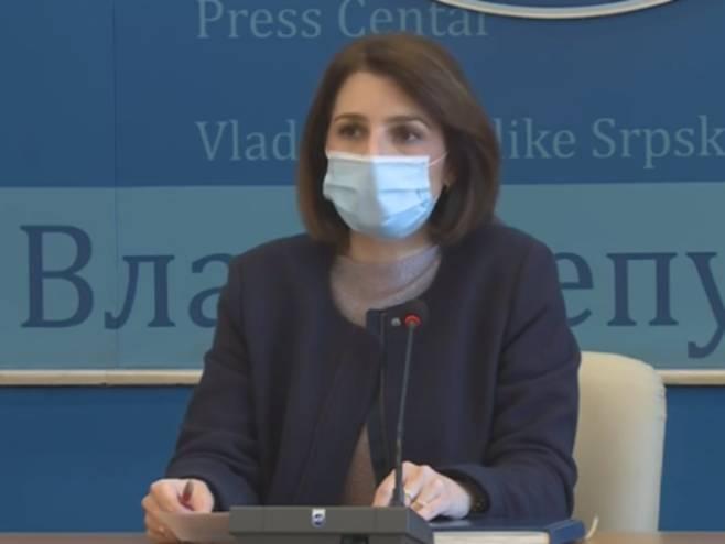Suzana Gašić - Foto: RTRS