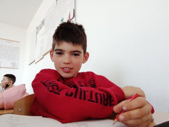 Vukašin Samardžija - Potraga za dječakom (foto:PU TREBINJE) -