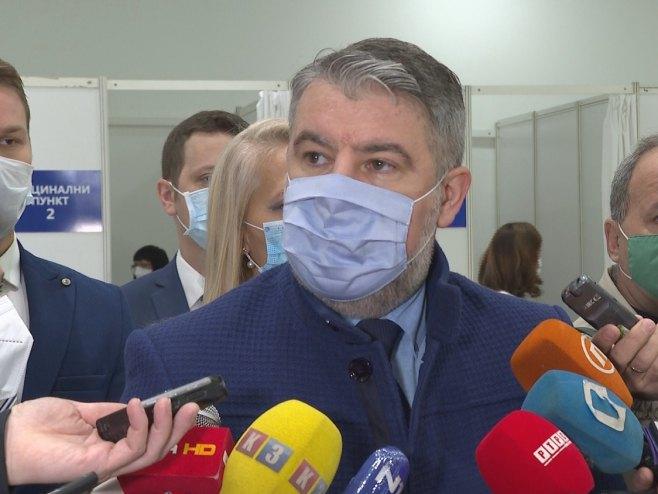 Alen Šeranić - Foto: RTRS