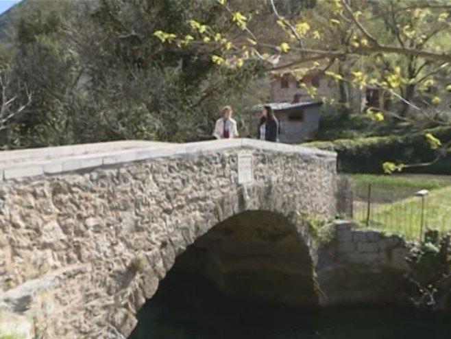 Sarin most u Stocu - Foto: RTRS