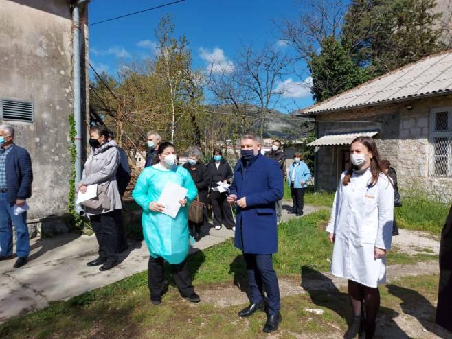 Šeranić u Trebinju - Foto: RTRS