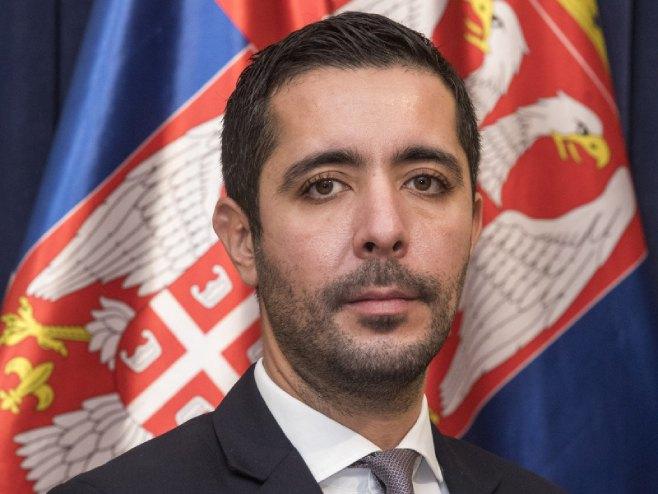 Tomislav Momirović (Foto: srbija.gov.rs) -