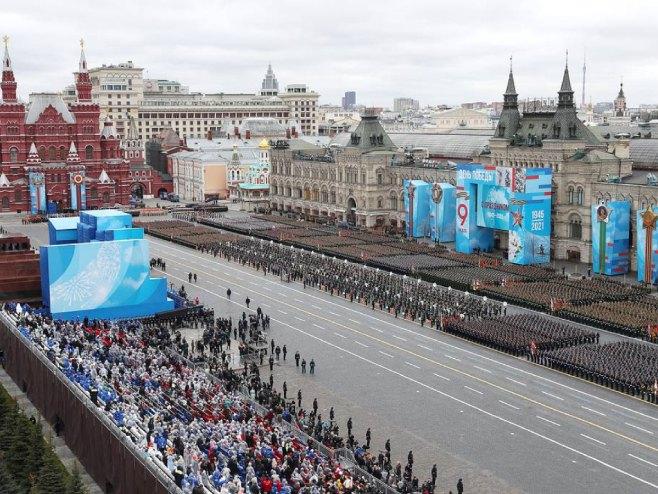 Parada pobjede (foto: Stanislav Krasilnikov / TASS) -