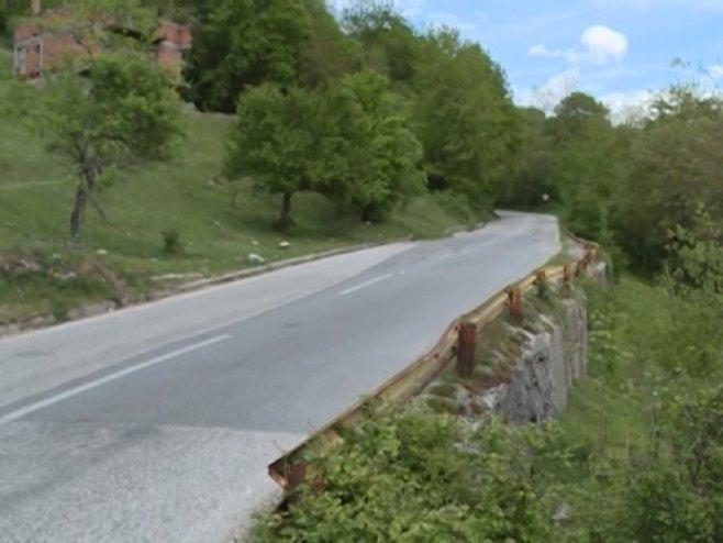 Put Foča - Gacko - Foto: RTRS