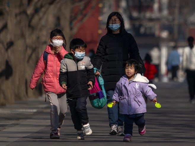 Kinezi - Foto: AP