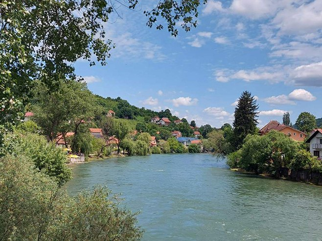 Vrbas - Banjaluka - Foto: RTRS