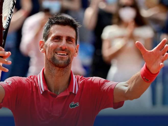 Novak Đoković - Foto: AFP